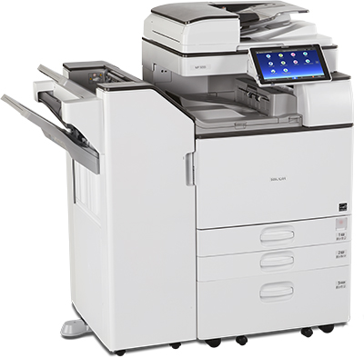 Ricoh hotspot cloud-ready printers