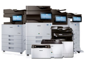 Samsung cloud-ready printers