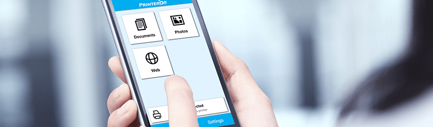 PrinterOn Mobile and Remote Printing Solutions